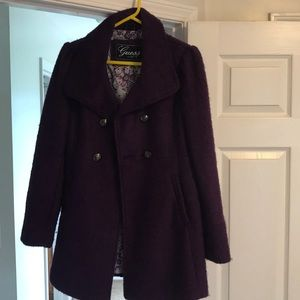 Guess Pea Coat ⏰ Final Firm Price